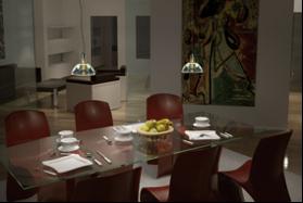 Lampadari lampade appliques ap illuminazione vendita online - Illuminazione sala pranzo ...