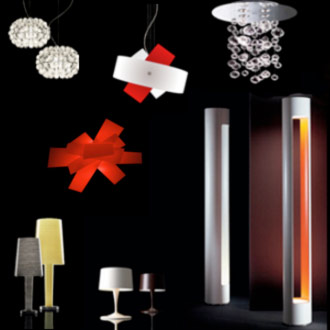 ... MODERNI E LAMPADE DI DESIGN: per arredare di luce ogni ambiente