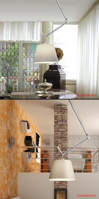 Lampadari lampade appliques ap illuminazione vendita online - Artemide lampade da tavolo prezzi ...