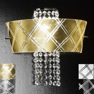 lampadari metallux : metallux medusa parete codice 195 111 metallux medusa parete design