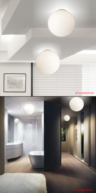 Lampadari lampade appliques ap illuminazione vendita online - Lampade da esterno design ...