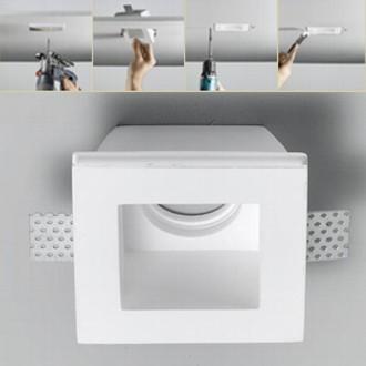lampadari lampade appliques ap illuminazione vendita online - Faretti Gesso Prezzo
