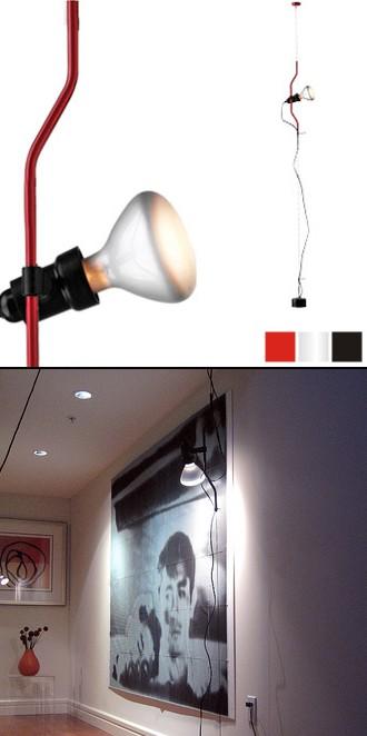 Illuminazione Sospesa Su Cavi ~ Tutto su ispirazione design casa