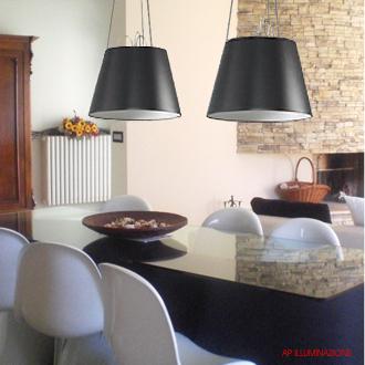 Lampadari lampade appliques ap illuminazione vendita online - Lampadari a sospensione ikea ...